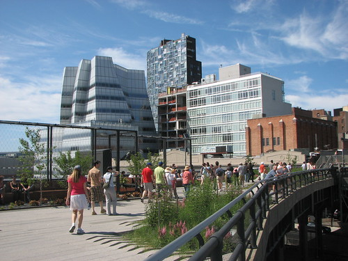 High Line Park - New York City - July 09 | by David Berkowitz