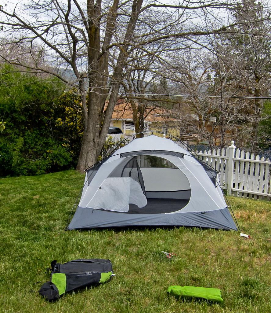 ... Nemo Losi Storm 3P Tent | by ex_magician & Nemo Losi Storm 3P Tent | This is one of two new tents we obu2026 | Flickr
