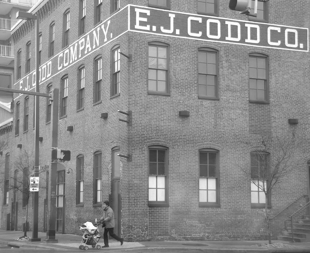 Architectural Mural - EJ Codd Co