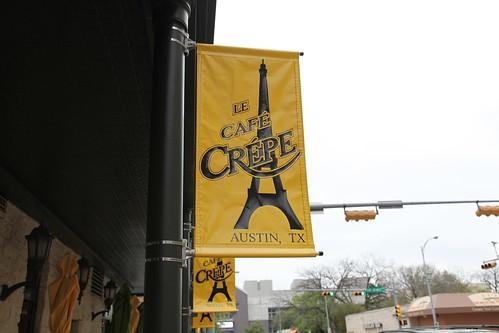 Le Crepe Cafe Menu