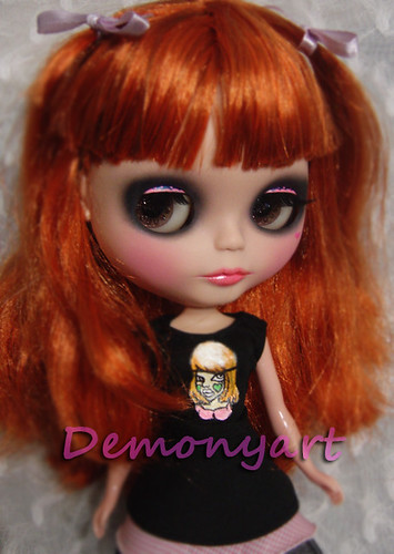 Blythe de Chus | by Demonyart/ Beatriz