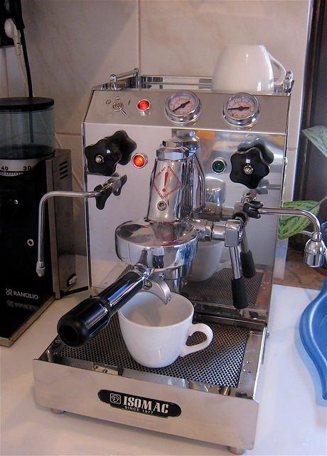 delonghi icona espresso maker descaling
