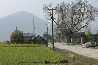 Village road | by World Bank Photo Collection
