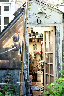 Toolshed at the Secret Garden  {64.365} | by jennifer_jeffrey