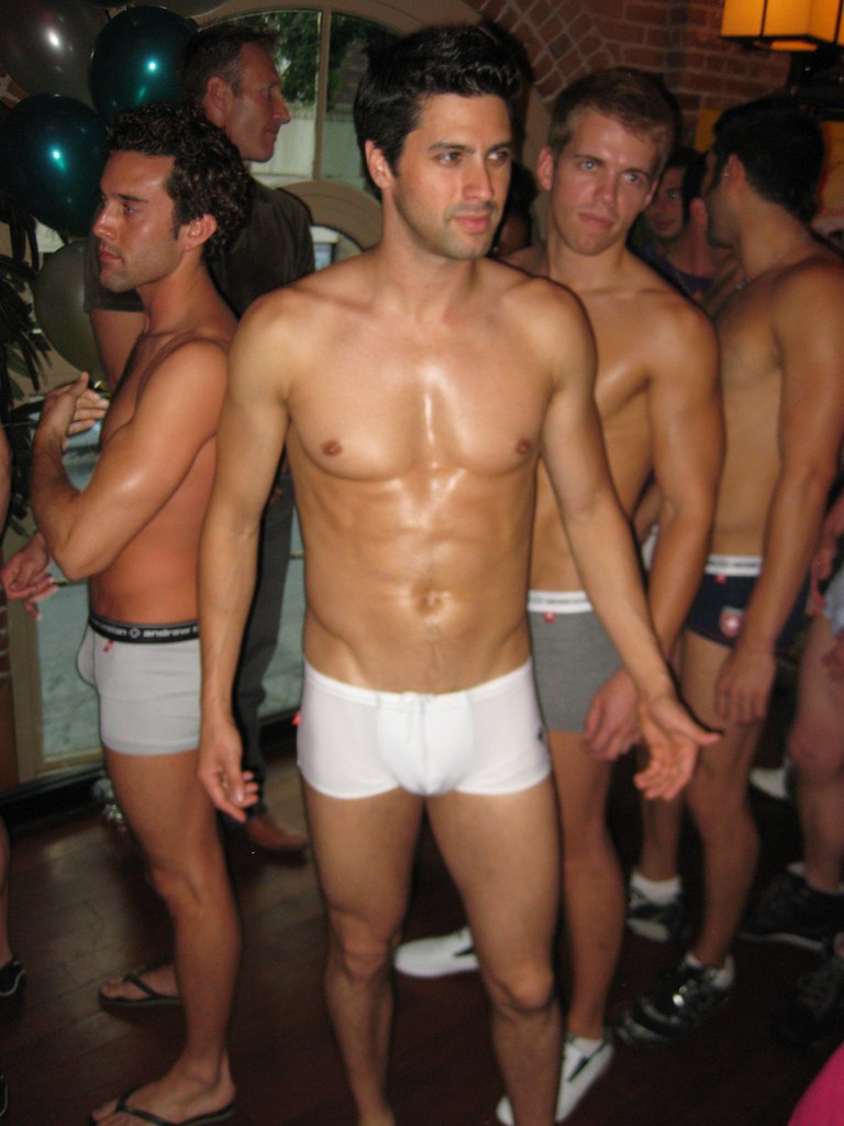Showing Images For Andrew Christian Underwear Models