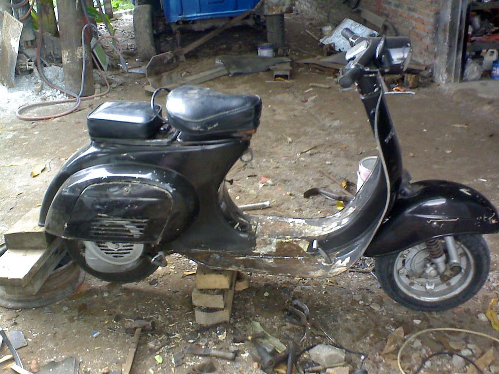 vespa pts 100 cc 1980 1 | roel dijks t arch | flickr