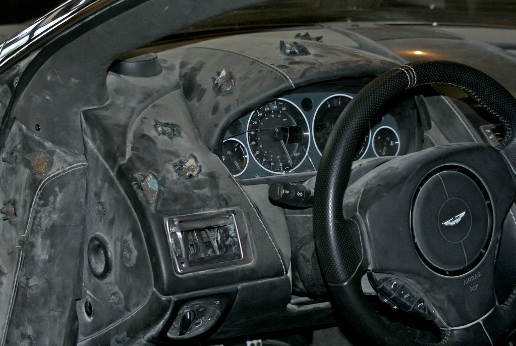 ... Of Solaceu0027 Aston Martin DBS   Interior | By Gareth Peate. U0027