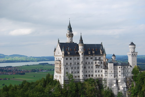Neuschwanstein | by chdoig