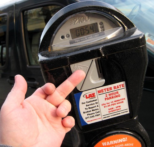 Private Parking Meters | by get directly down