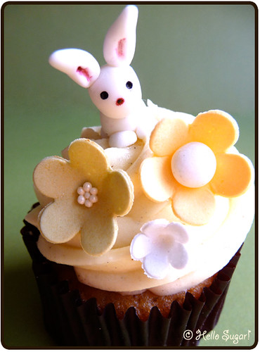 Easter Cupcakes Part II | by åsa - hello sugar!