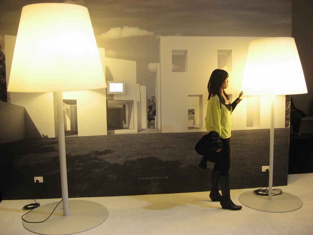 Salone del Mobile 2009 Milano - Amax floorlamp designed by…   Flickr
