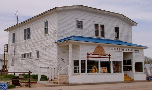 Old Hardware Store (Kit Carson, Colorado) | by courthouselover