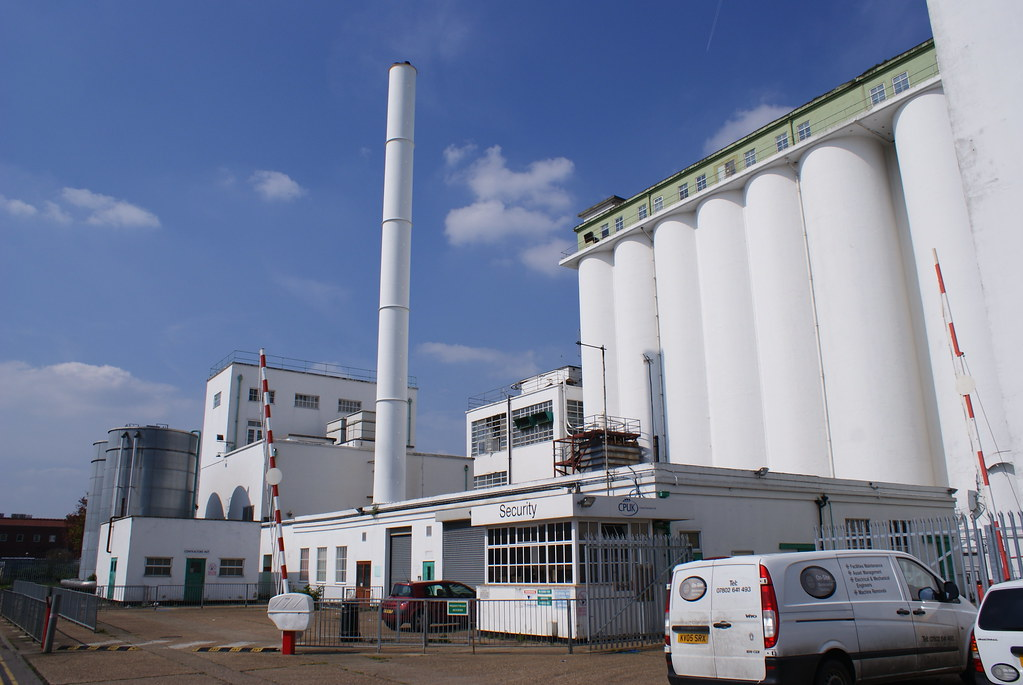 Shredded Wheat Factory Welwyn Garden City Flickr