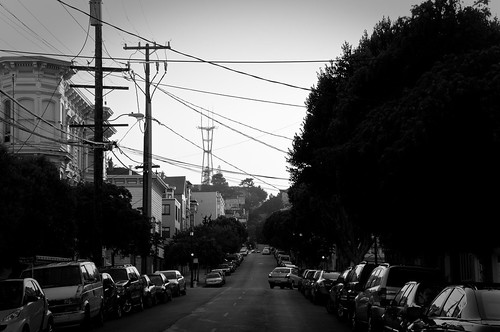 20th st bw | by potential past