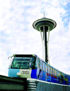 Seattle Center Monorail | by Smart Destinations
