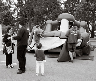 09.06.09 : death of the bouncy castle | by PJ Taylor Photo