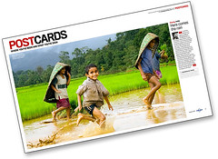 PostCards in Lonely Planet | by akshath