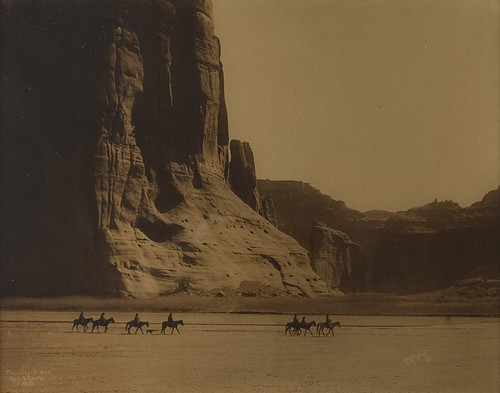 Canon de Chelly - Navaho | by Museum of Photographic Arts Collections