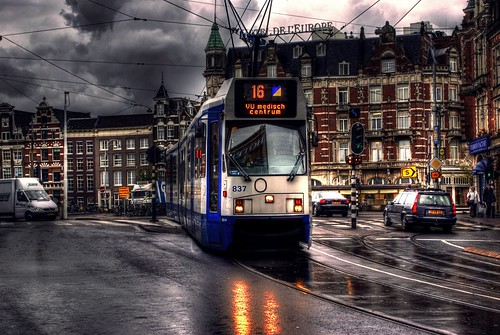 Rainy Day on Amsterdam (HDR) | by pinhead1769