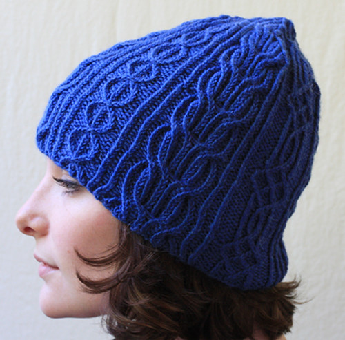 Bavarian Twisted Stitch Hat | by panopticon