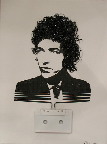 Ghost in the Machine: Bob Dylan | by iri5