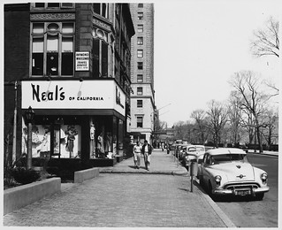 Boylston to Newbury Streets, 50 Foot Intervals, Neal's of California at Left | by MIT-Libraries