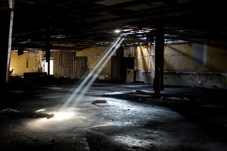 Lonely beams | by Mickey B. Photography