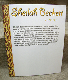 Golden Legacy: Sheilah Beckett 1 | by mary e. quick