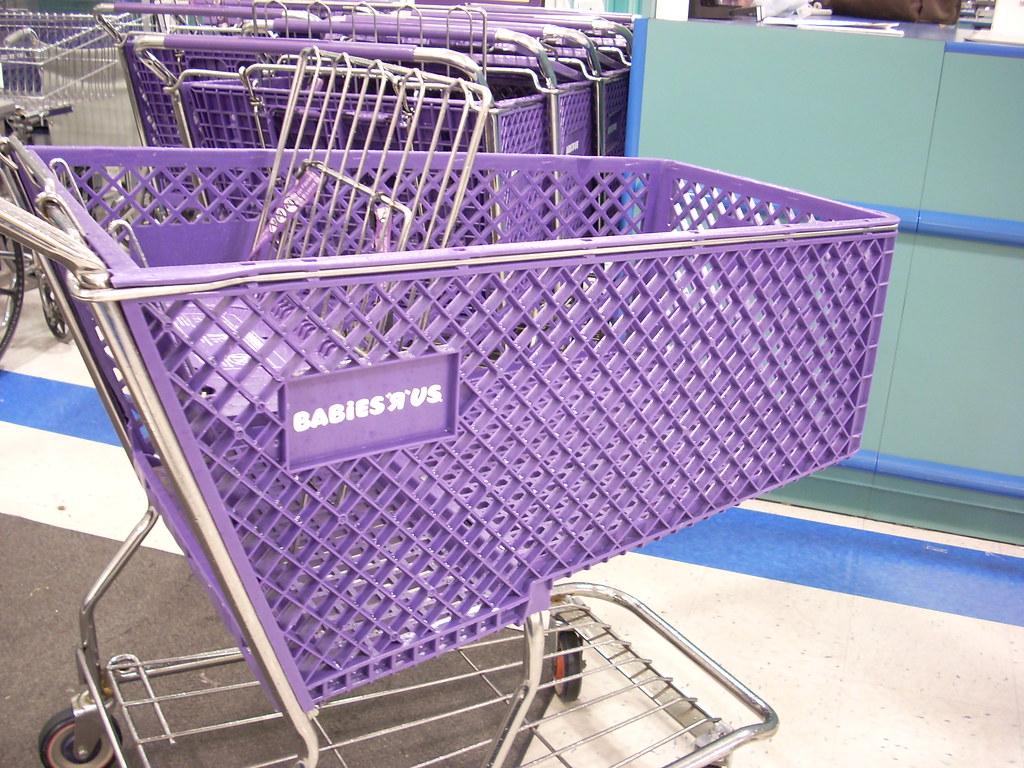 Babies r us -  Babies R Us Shopping Cart By Retailbyryan95