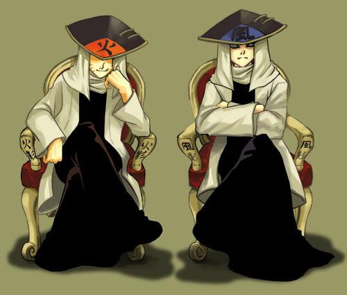 SakuraHaruno Is TheBestKunoichi Hokage Naruto And Kazekage Gaara 2
