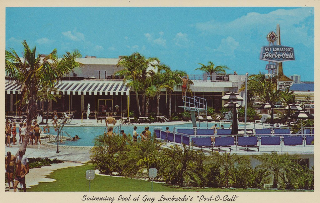 Guy Lombardo's Port-O-Call - Tierra Verde, Florida