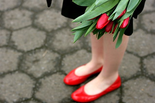 the red shoes | by uncommonmuse