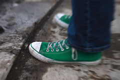 St Patrick's Day Shoes | by Bl@ck Coffee