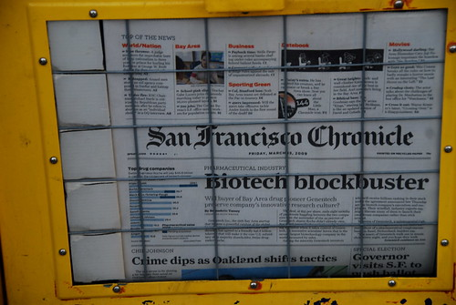 San Francisco Chronicle | Conversation About the Chronicle ...
