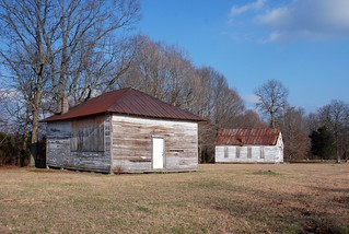 A Rosenwald School | by The Feedman