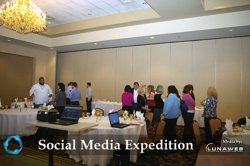 April Social Media Expedition | by LunaWeb