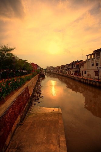 Malacca Sunset | by Alan Holden