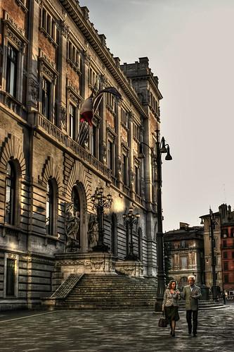 Piazza del parlamento a roma giuseppe moscato flickr for Roma parlamento