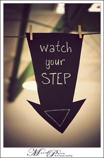 Watch your STEP | by man's pic