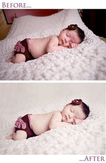 Before and After | by HeatherLynn Photography