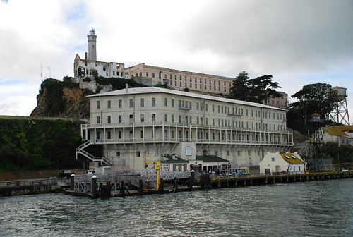 Arriving at Alcatraz | by bisonblog