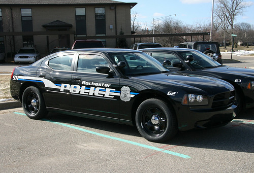 Rochester Police Dept: Dodge Charger | by RickM2007