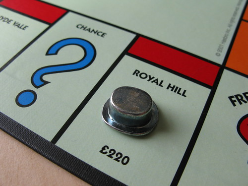 Royal Hill - Greenwich Monopoly | by Uretopia