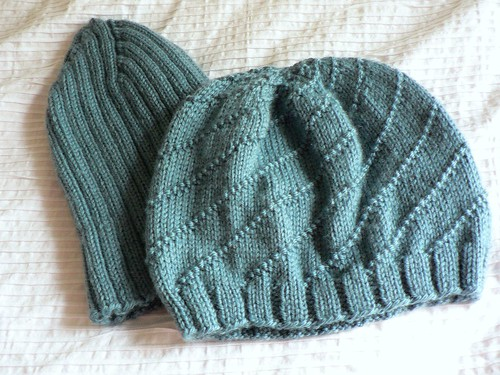 Knitted Hats for Mother & Son | by :Salihan