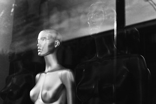 legion of mannequins | by Andre Guerette