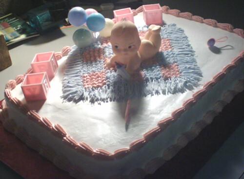 ... Baby Shower/ Pastel De Cobija Para Babyshower | By Vallejocakes