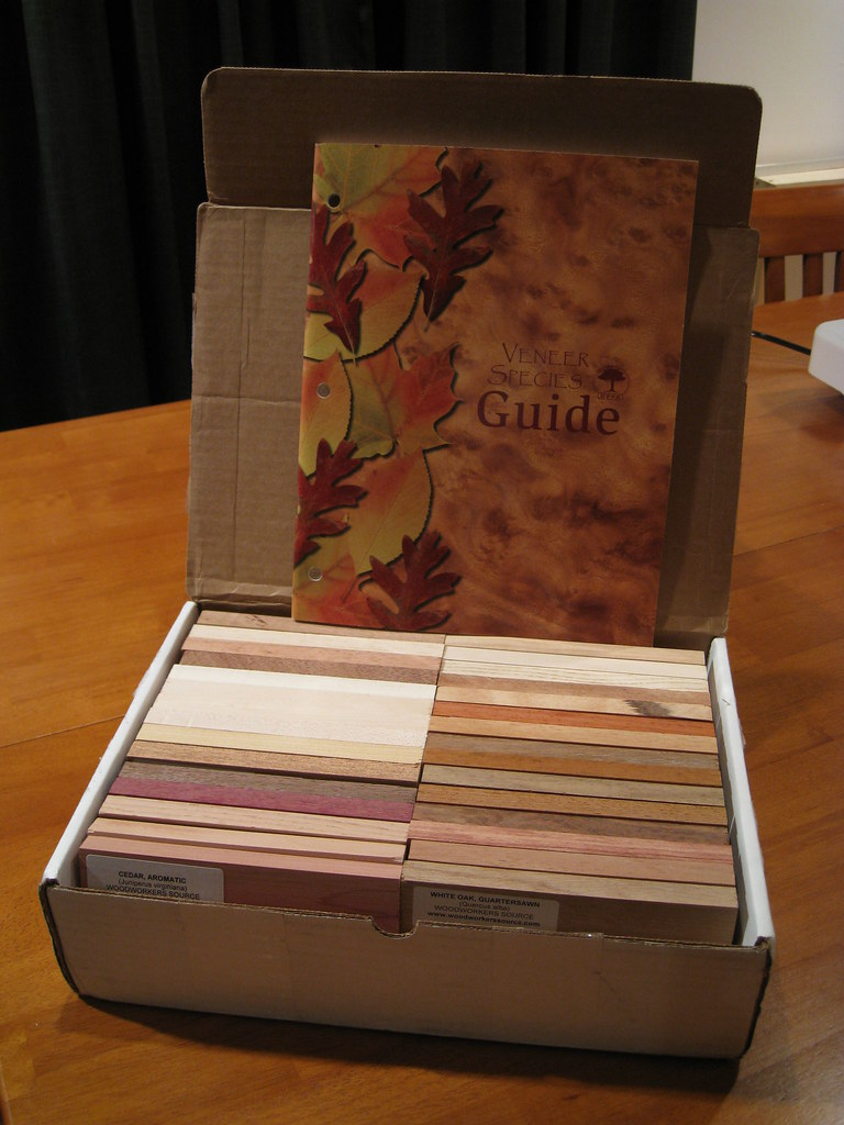 Woodworkers Source 30pc Hardwood Samples Kit Flickr