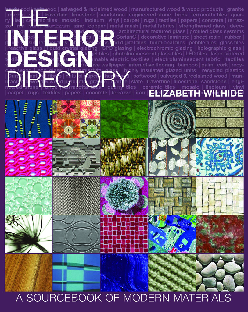 The interior design directory by elizabeth wilhide isbn 9781844007097 by quadrille books