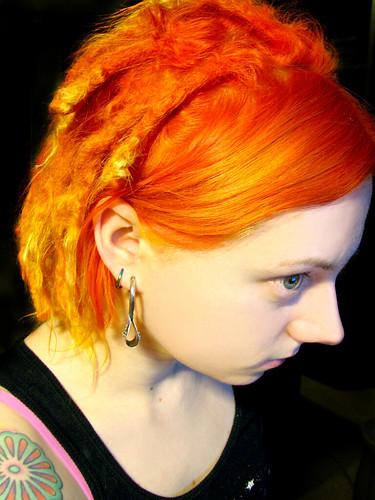 Henna Hair Dye Turned Orange Makedes Com