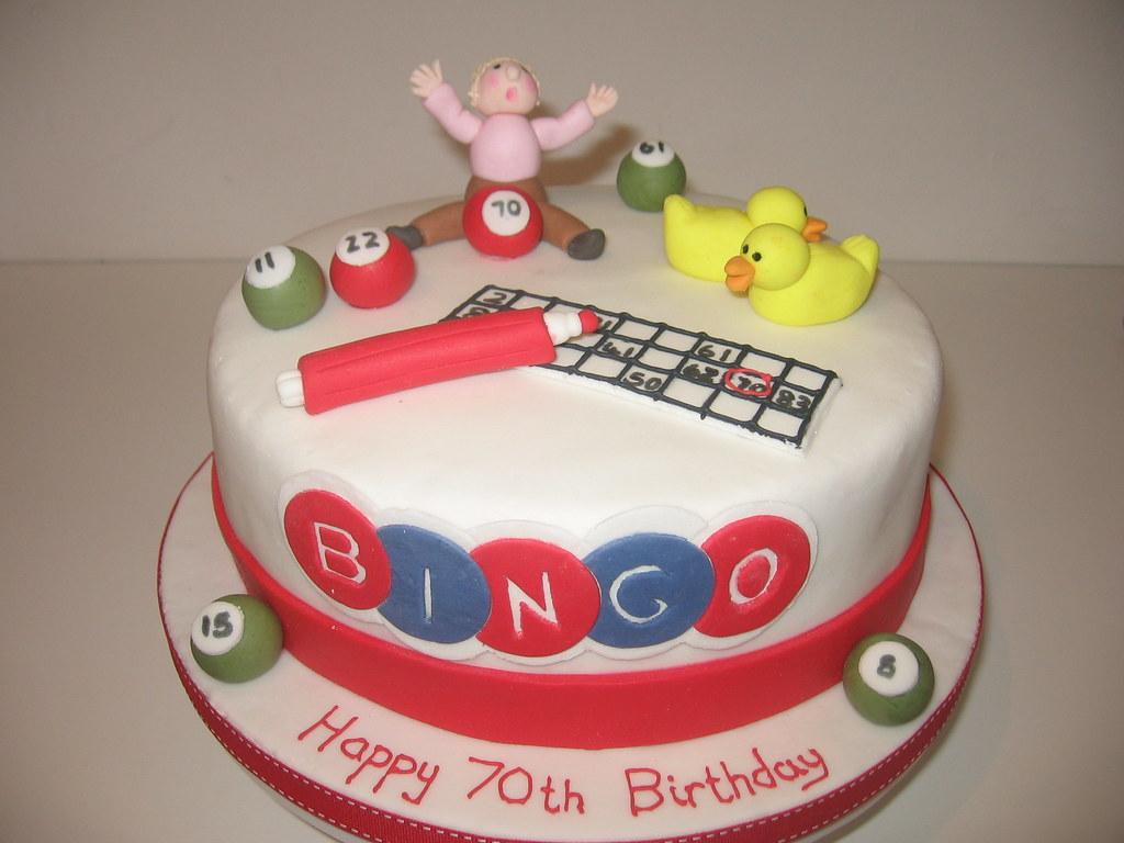 bingo cake victoria hayton flickr